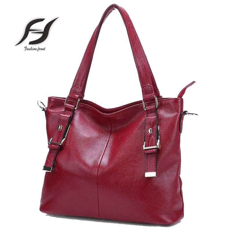 Guaranteed Pure Natural Leather Women Handbags High Quality Shoulder Bags Fashion Genuine Leather Messenger Bag Ladies Totes<br><br>Aliexpress