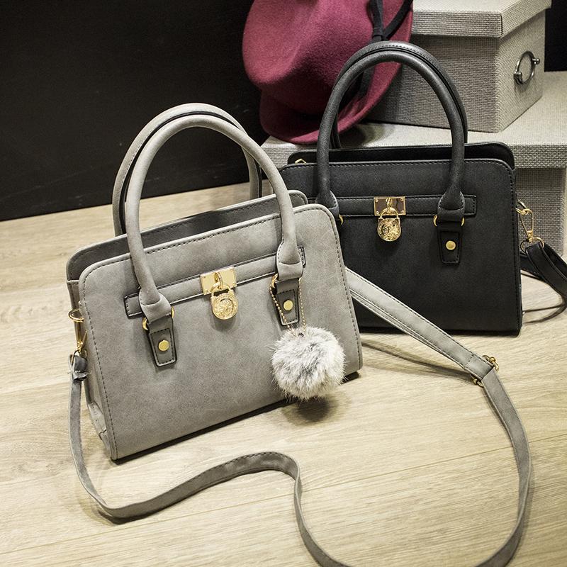 2016 womens messenger bag fashion handbag womens shoulder bag brief all-match handbag small bag<br><br>Aliexpress