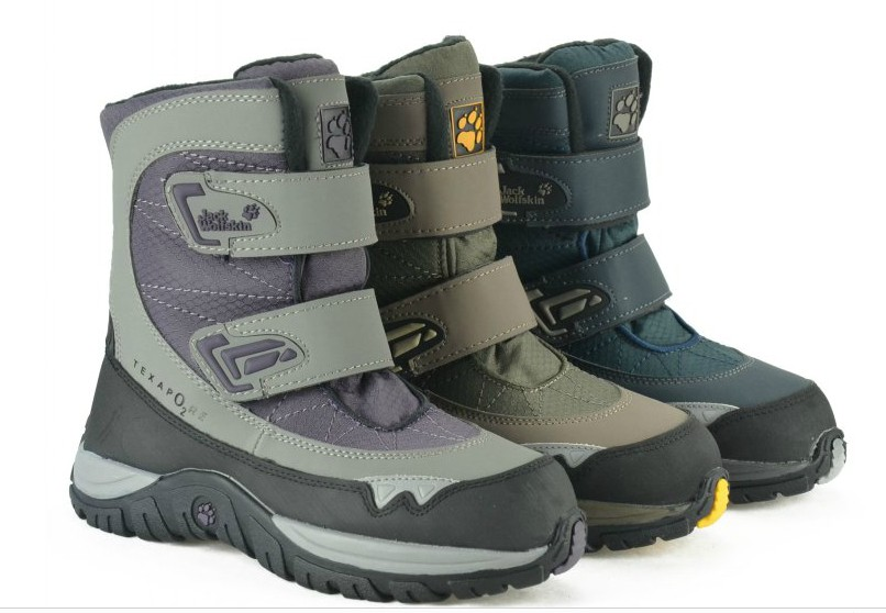Boys Waterproof Snow Boots - Yu Boots