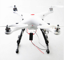 Upgraded HML650 Retractable Folding Landing Gear,Automatic Undercarriage for DJI Phantom 1 2 Vision and other Quadcopters