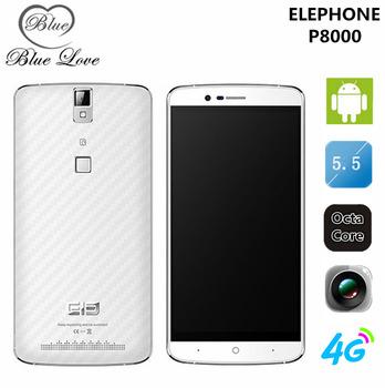 Предпродажная! оригинал Elephone P8000 5.5 дюймов FHD 4 г LTE мобильный телефон MTK6753 64 бит Octa ядро 3 ГБ RAM 13MP андроид 5.1 отпечатков пальцев ID