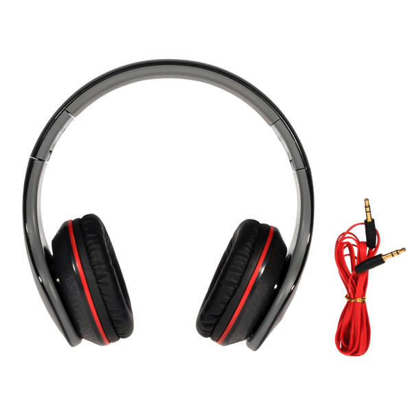Portable 3.5mm Wired Earphone Headphone Stereo Headset for Computer DM-2550(China (Mainland))