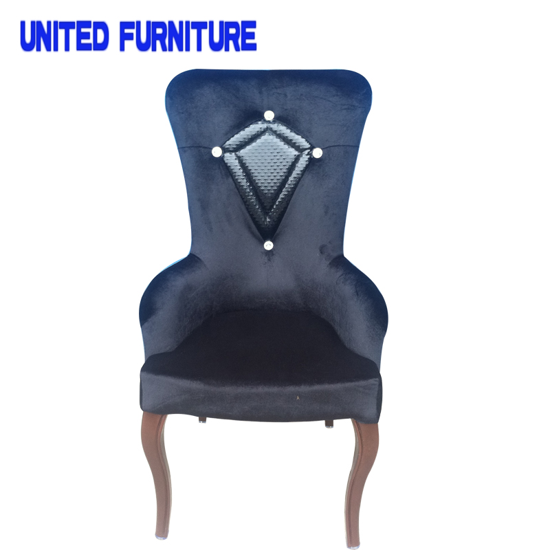 Modern minimalist leisure chair cloth art chair leather for Dining chair manufacturers