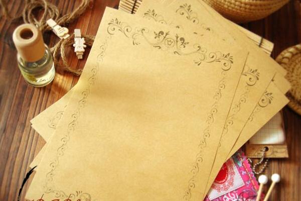 Бумага для писем Other 8 Kraft Paper домкрат kraft кт 800026