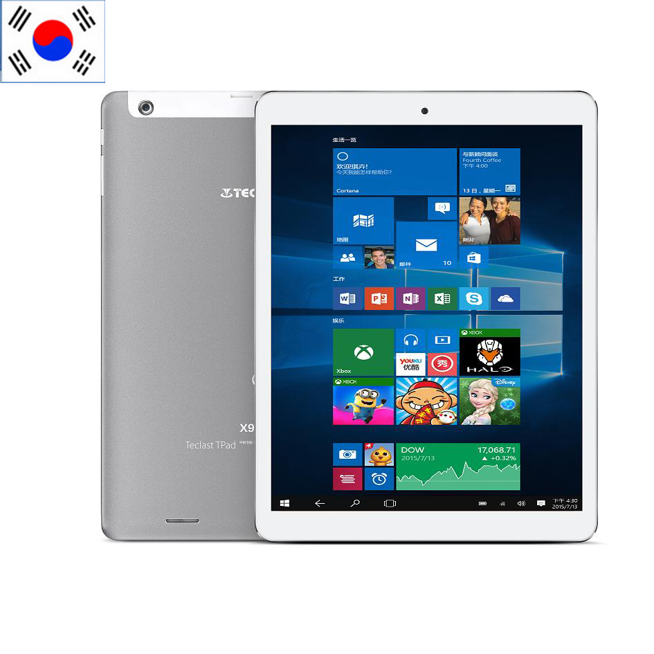 Original 9.7 Inch IPS(Air Retina) Teclast x98 plus II Dual os Windows10 home+Android 5.1 Tablet pc Intel z8300 4GB RAM 64GB ROM(China (Mainland))