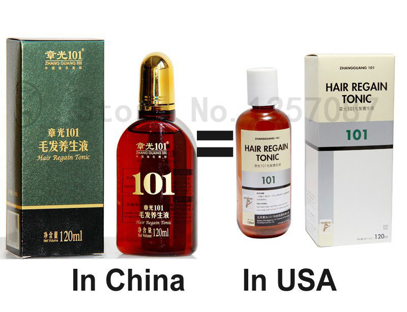 The flagship store Zhangguang 101 hair solution 120ml<br><br>Aliexpress