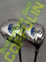2014 SLDR Golf Fairway Woods #3#5 With R Graphite Shafts Golf Clubs Headcovers 2pcs
