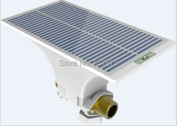 Solar automatic spinkle system portable solar power system for garden watering solar water for Portable watering tanks for gardens