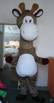 2011 Newest  Giraffe Mascot Costume ,free shipping,cartoon costume,cospaly