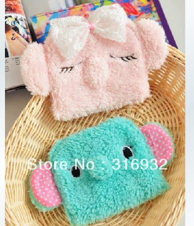 F4 New arrival, Sentimental Circus member Elephant Sanitary towel bags napkin Pad case Purse Pouch Holder Girl's Secret(China (Mainland))