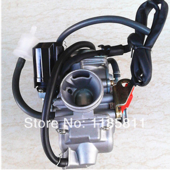 24mm Carb Carburetor 125cc 150cc 125 150 For Honda font b GY6 b font 4 Stroke