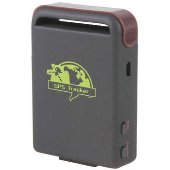Mini Car Vehicle GPS Tracker TK102 Mini Global GPS Tracker Real Time 4 bands GPS/GSM/GPRS Tracking Device.Fast shipping