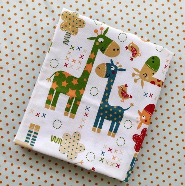 2016 new 40 50cm 2pcs lot cotton patchwork fabric quilts tecido sewing beddin - Lot de tissu patchwork ...