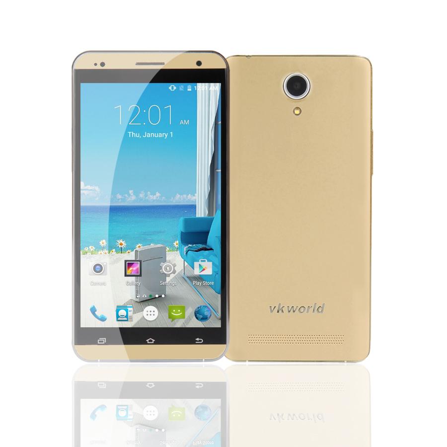 Vkworld vk700 pro quad core dual sim 5 5 inch 720p gps 3g smartphone android 4 4