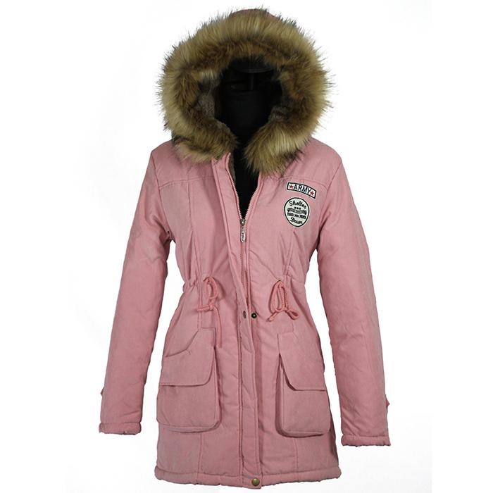 Женские пуховики, Куртки DressBling  C85724/R женские куртки