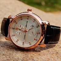 Leather Watch 165