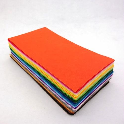 "7.9""X3.9"" Non-Woven Felt Fabric,Cloth Felts,Feltro Polyester Acrylic Nonwoven Fabrics,Needlework,Diy,Needle,Sewing,Handmade(China (Mainland))"