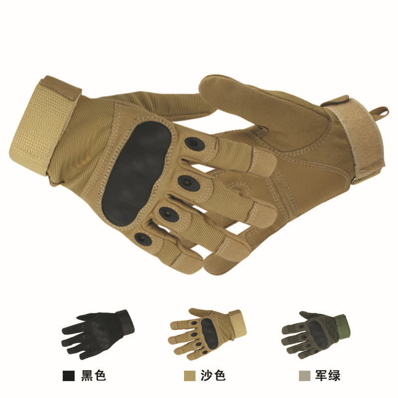 Гаджет  New Special Forces Tactical Outdoor Riding Protective Gloves Mortocy bike Glove Full Finger Racing Skid Mittens Comfortable None Спорт и развлечения