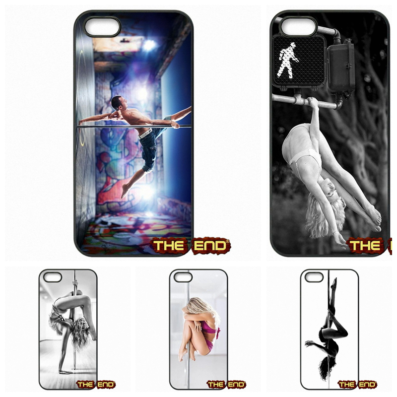 Pole dance dancing Fitness Good Phone Case Cover Shell For Apple iPod Touch 4 5 6 iPhone 4 4S 5 5C SE 6 6S Plus 4.7 5.5(China (Mainland))