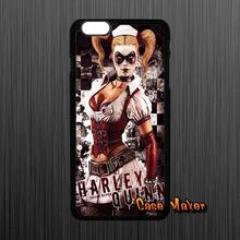For Huawei Ascend P6 P7 P8 P9 Lite Mate 8 Honor 3C 4C 5C 6 7 4X 5X G8 Plus DC Comics Harley Quinn Pop cell phone case cover(China (Mainland))