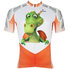 Hot PALADIN Men Cycling Jerseys Black pro bike jersey Sports Team mtb clothing bicycle Charmander wear - MTB Jersey Store store