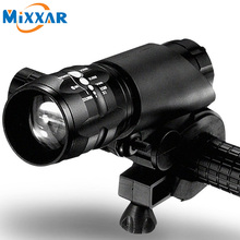 Buy New LED Bicycle Light Bike 2300Lumens 3 Modes Bike Light CREE Q5 Flashlight lights Lamp Front Waterproof Lamp + Torch Holder for $2.20 in AliExpress store