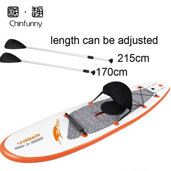 inflatable surf board stand up paddle 300*75.5*10cm, SUP, KAYAK,inflatable boat, fishing boat STAND UP TABLA DE SURF(China (Mainland))