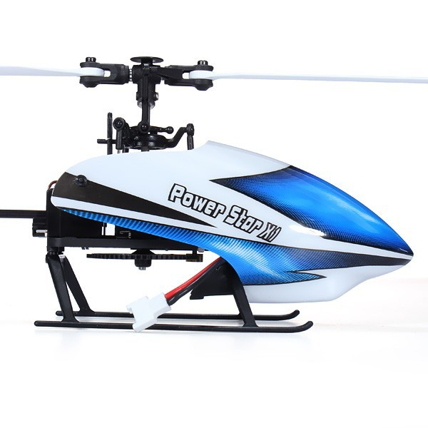 V977-rc helicopter-6CH 2.4G Brushless RC Helicopter-2