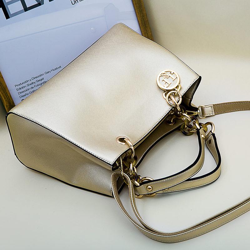 Гаджет  PROMOTION New Fashion Famous Designers Brand Michaeled handbags women bags PU LEATHER BAGS/shoulder tote bags None Камера и Сумки