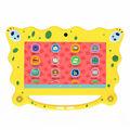 New 7 Inch Children Kids Android Tablet PC Quad Core 8GB Rom WIFI Bluetooth 7 SpongeBob