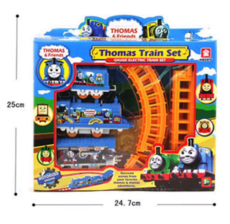 Best Thomas And Friends Toys And Trains : Creative thomas train set railway electric