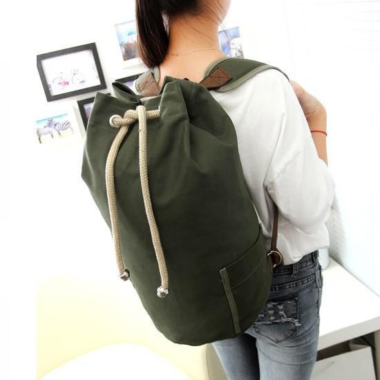 Брезент мешок ведро большие наплечная сумка многоцветный контракт пакеты контейнерах ...
