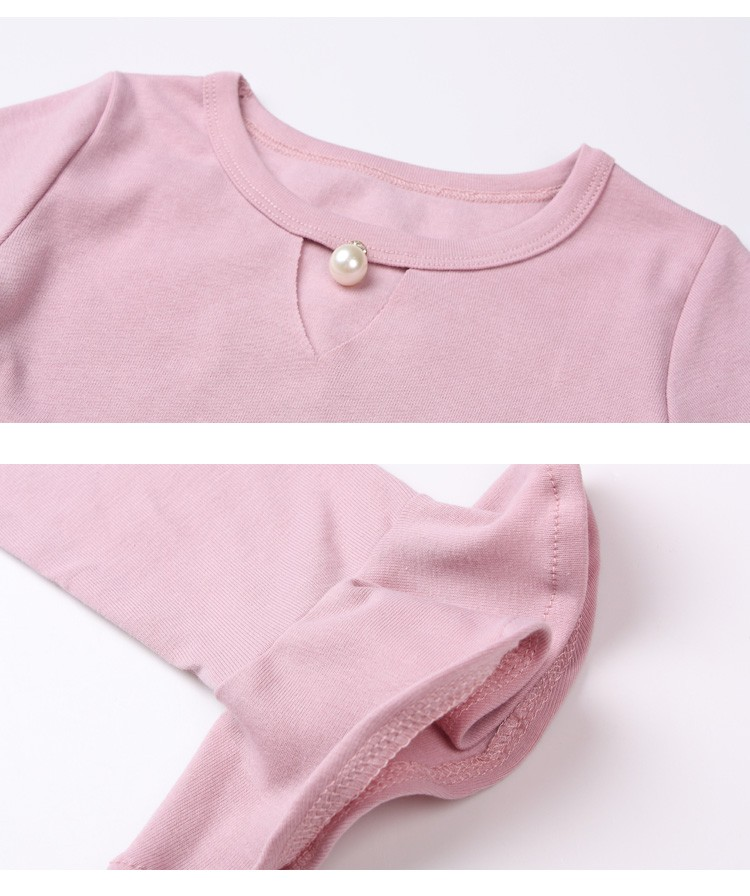 New Girls T Shirt Cotton long  Sleeve Shirts brand Tops 2-13Y Casual Child Clothes  Cute Girls T Shirts Girl Top Tees Shirts