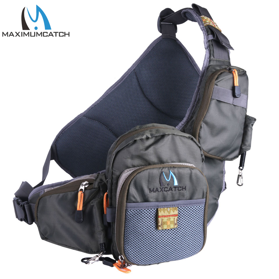 Buy maximumcatch fishing bag portable for Reliable fish bags