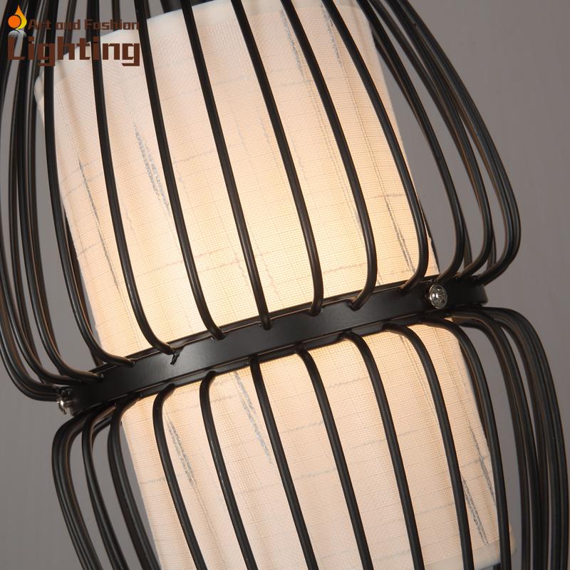 Creativo gusano de seda del capullo diseño lámpara de mesa de ...