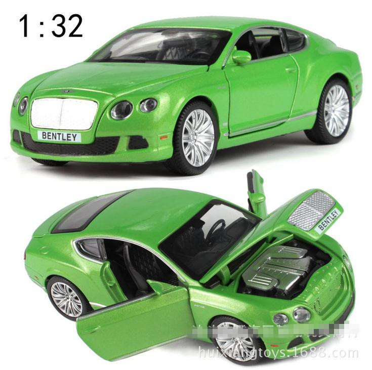 Hot sale! World model cars toy ! 1 : 32 alloy pull back Sound and light car toy Models,4 open door,super cool, free shipping(China (Mainland))