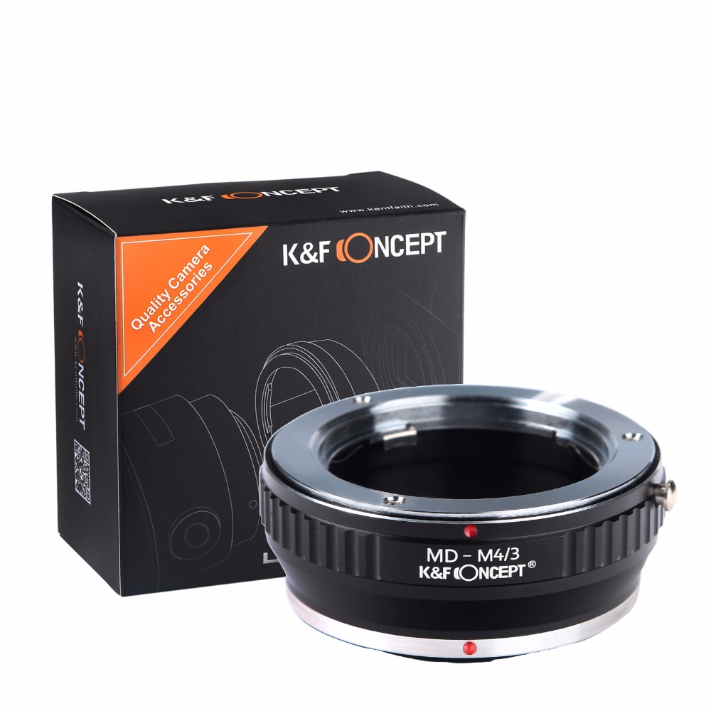 Lens Mount Adapter Minolta MD MC Mount Lens Micro 4/3 EP-1 GF1 GF2 G1 G2 G3 GH1 GH2 Camera Adapter Mount Accessories