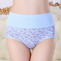 8Color Sexy Women Lace Panties Fashion Designer Body Shaper Hip Abdomen Tummy Control Briefs High Waist Underwear Women's Panty