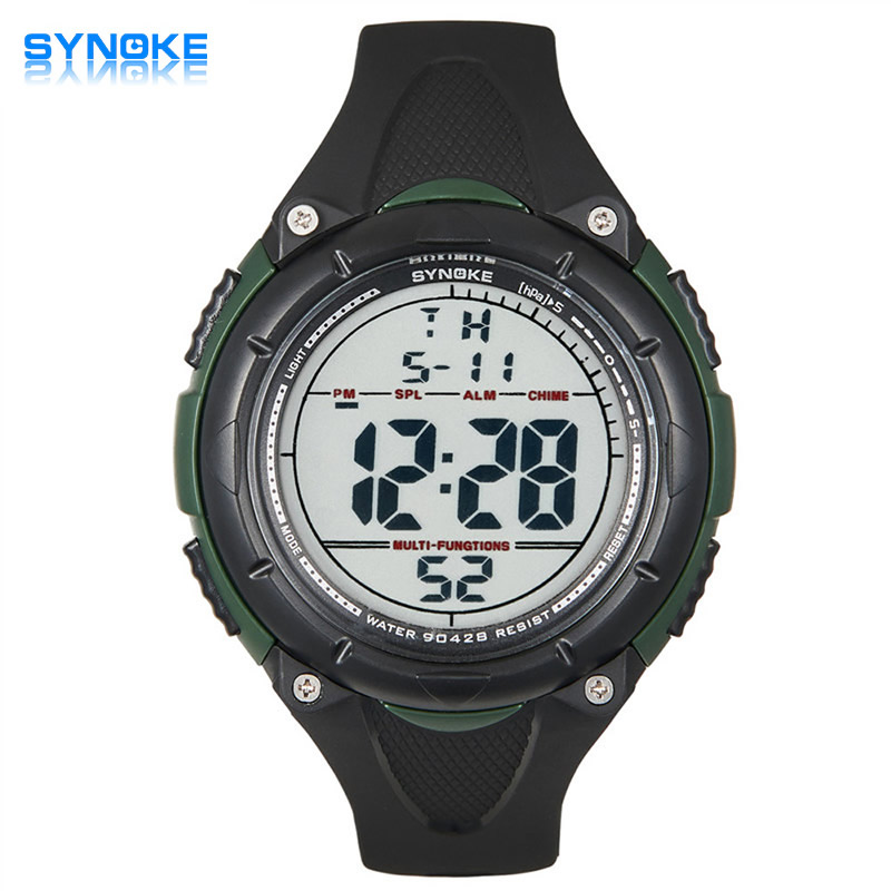 2016 fashion synoke brand sport watches for waterproof
