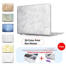 laptop bag case For Apple Macbook Air Pro Retina 11 12 13 15 Marble Texture Case For Macbook Air 13 case Pro 13 Retina13 15 case