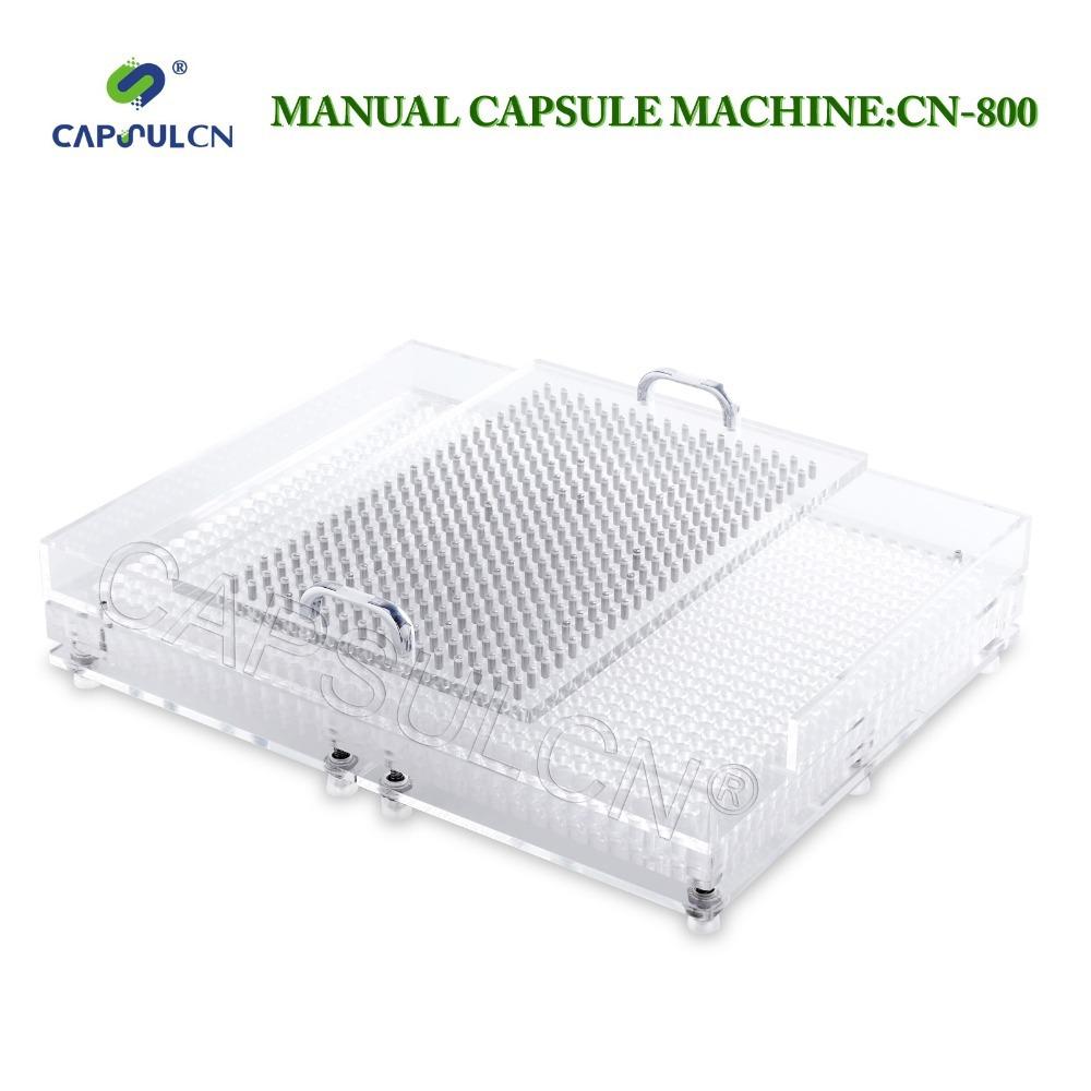 CapsulCN800 (Size 000-4) Encapsulator/Manual capsule filler/Capsule Filling Machine/(Hong Kong)