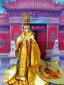 Free Shipping Handmade Vintage Chinese Dolls 12 The Empress of China Series Best Graduation Gift Toys