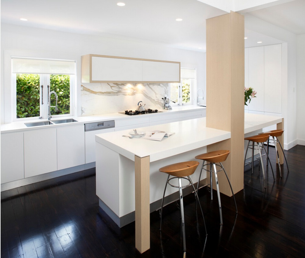 Buy Express Modular Kitchen Cabinets In High Gloss Finish: Popular Antique White Kitchen Cabinet-Buy Cheap Antique