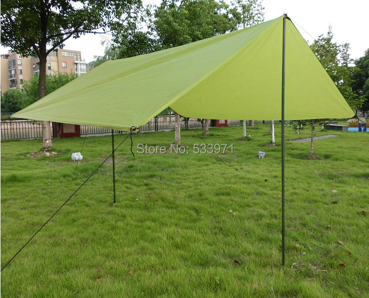 Picnic Canopy Shelter : Outdoor simple family picnic camping sun shelter beach