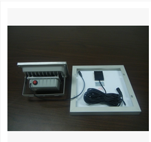Can street 40D indoor and outdoor courtyard new rural road lights can remote control switch