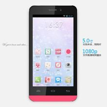 ChangHong MTK6589T Quad Core 5.0'' HD IPS GHONG V12 Android4.2.2 1GB RAM+8GB ROM 8MP+5MP GPS/AGPS Russian Phone 1280x720pixels(China (Mainland))