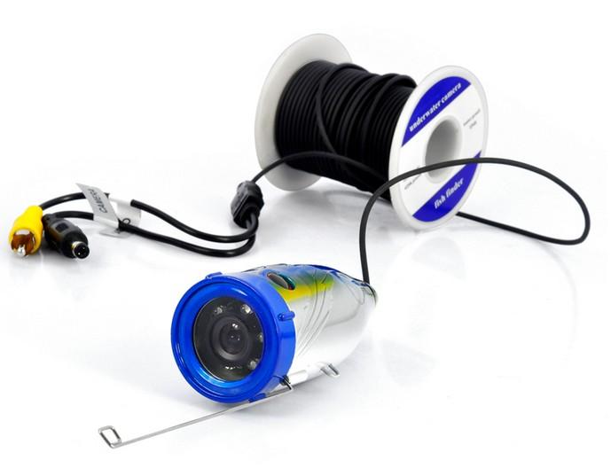 Подводная веб камера своими руками