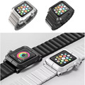 New Aluminum Alloy Frame Aluminum Strap Watch Bands Watchband Strap Adapter Metal Connector For Apple Watch
