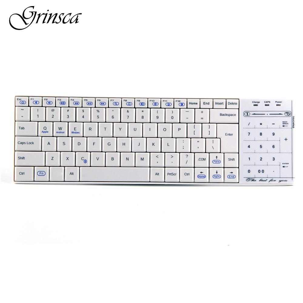Popular Bluetooth Numeric Keypad-Buy Cheap Bluetooth Numeric Keypad Lots From China Bluetooth