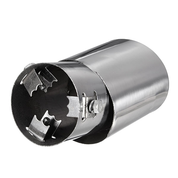 Excellent Quality Stainless Steel Drop Downstainless Car Vehicle Exhaust Tail Muffler Tip Pipe for Diesel Trim Lowest Price(China (Mainland))